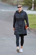 MARIA SHARAPOVA Leaves Workout Session in Manhattan Beach 12/18/2020