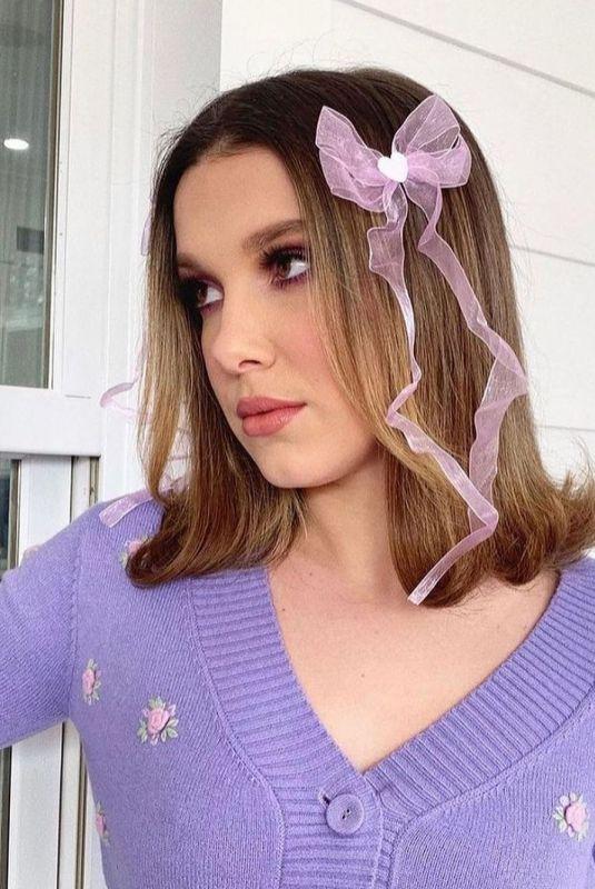 MILLIE BOBBY BROWN – Instagram Photos 12/04/2020
