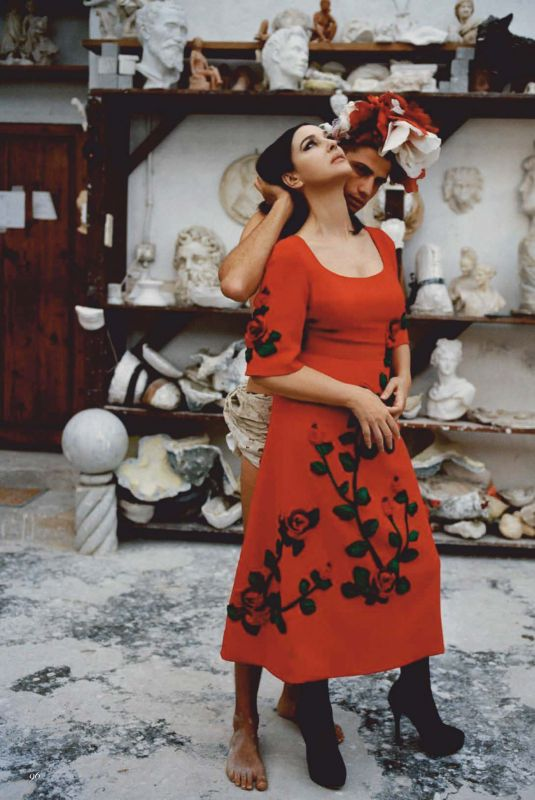 MONICA BELLUCCI in Vogue Magazine, Latin America December 2020/January 2021