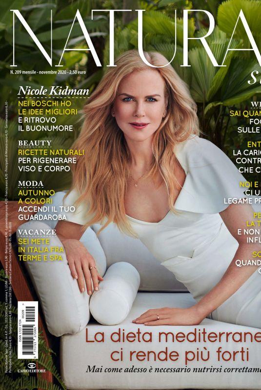 NICOLE KIDMAN in Natural Style Magazine, November 2020
