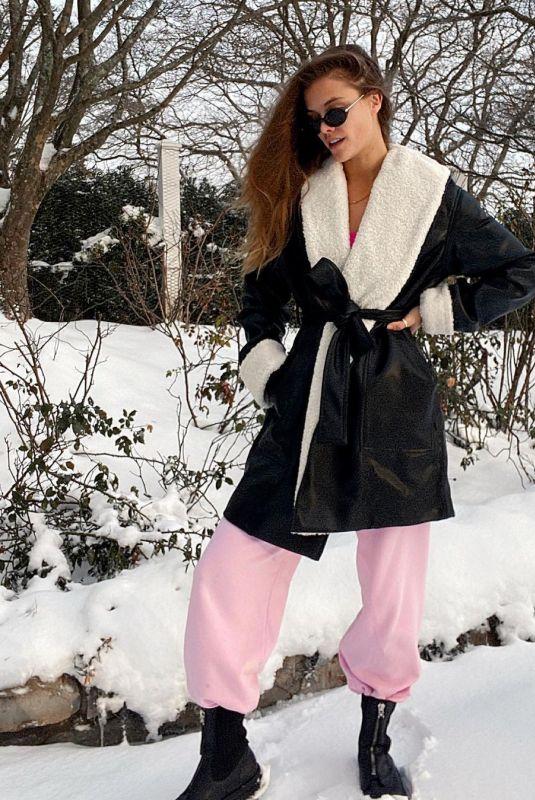 NINA AGDAL – Instagram Photos 12/19/2020
