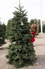 RACHEL MCCORD Shopping for a Christmas Tree in Las Vegas 12/06/2020