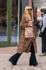 RACHEL ZOE Out Shopping Aspen 12/27/2020