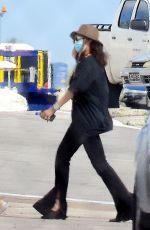RIHANNA Arrives in Barbados 12/16/2020