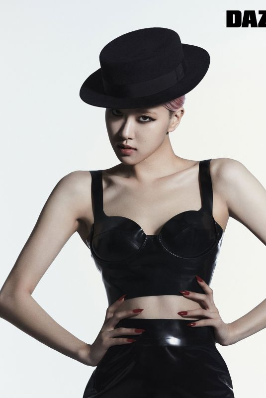 ROSE from BLACKPINK in Dazed Magazine, Korea November 2020