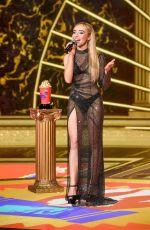 SABRINA CARPENTER at 2020 MTV Movie & TV Awards in Los Angeles 12/06/2020