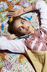 SAMARA WEAVING in Wonderland Magazine, The Summer 2020 Issue