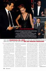 SCARLETT JOHANSSON in Diez Minutos Magazine, Spain November 2020