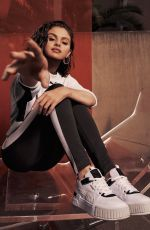 SELENA GOMEZ for Puma Cali Sport Mix 2020