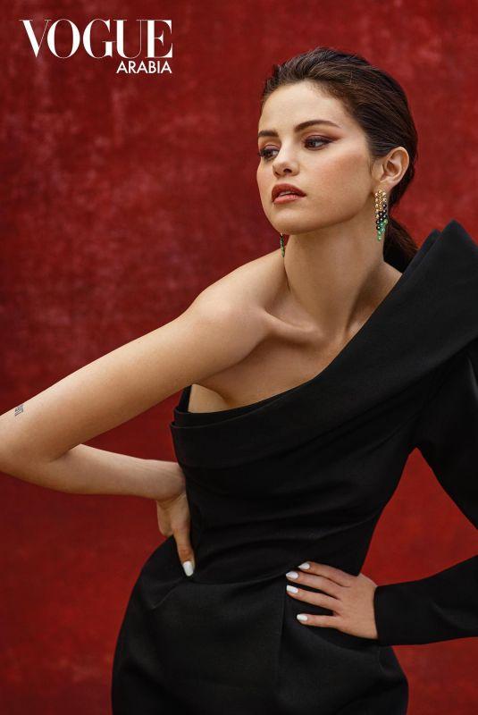 SELENA GOMEZ in Vogue Arabia, January 2021