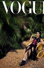 SELENA GOMEZ in Vogue Magazine, Latin America December 2020/January 2021