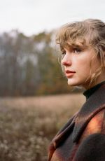 TAYLOR SWIFT - Evermore Album Promos, December 2020