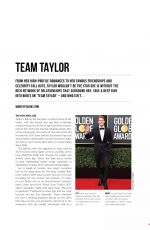 TAYLOR SWIFT in Taylor Swift Fanbook, First Edition 2020