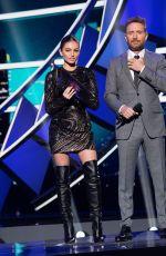 THYLANE BLONDEAU at NRJ Music Awards in Paris 12/05/2020