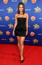 VANESSA HUDGENS at 2020 MTV Movie & TV Awards in Los Angeles 12/06/2020