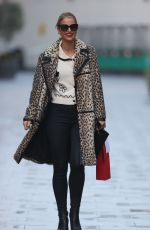 VOGUE WILLIAMS at Heart Radio in London 12/20/2020