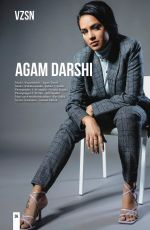AGAM DARSHI inVzsn Magazine, January 2021