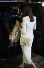 AGELINA JOLIE Shopping at Ethiopian Design in Los Angeles 01/08/2021