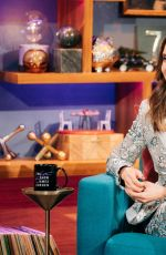 ALISON BRIE at Late Late Show with James Corden 11/18/2020