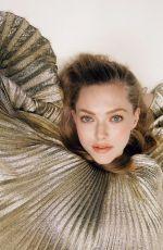 AMANDA SEYFRIED for Sunday Times Style Magazine, January 2021