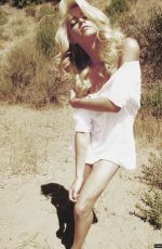 AMBER HEARD at a Photoshoot, 2009