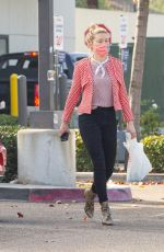 AMBER HEARD Out in San Diego 01/06/2021