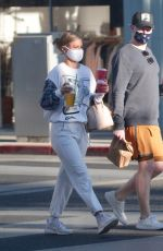 ARIANA MADIX Out in Beverly Hills 01/21/2021