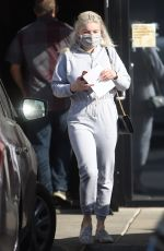 ARIEL WINTER in a Jumpsuit Out in Los Angeles 01/19/2021