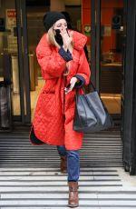 CAT DEELEY Leaves BBC Radio 2 in London 01/02/2021