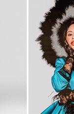 CIERRA RAMIREZ for Euphoria Magazine 2021