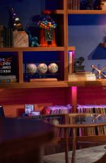 DAKOTA JOHNSON at Late Late Show with James Corden 01/20/2021