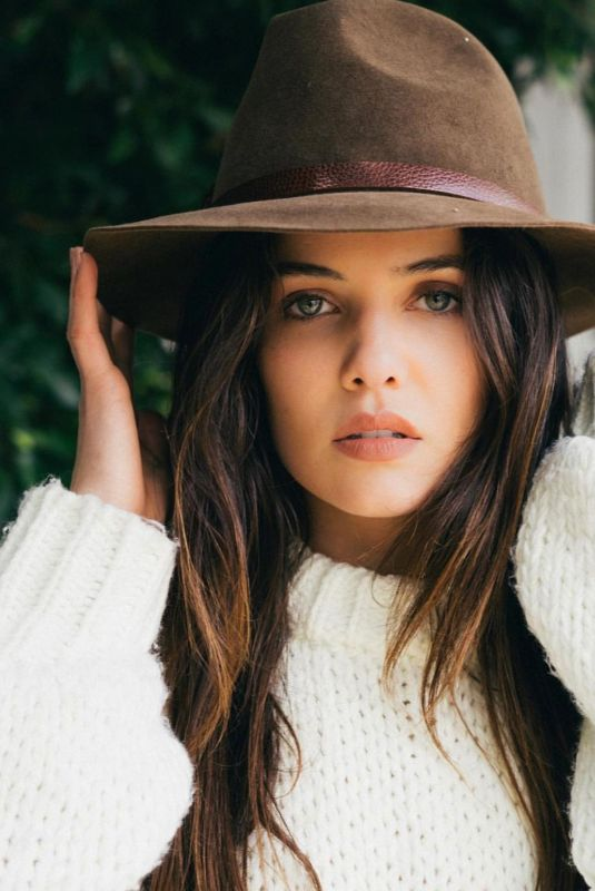 DANIELLE CAMPBELL at a Photoshoot, January 2021