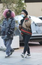DANILEIGH Shopping at Neiman Marcus in Beverly Hills 01/29/2021