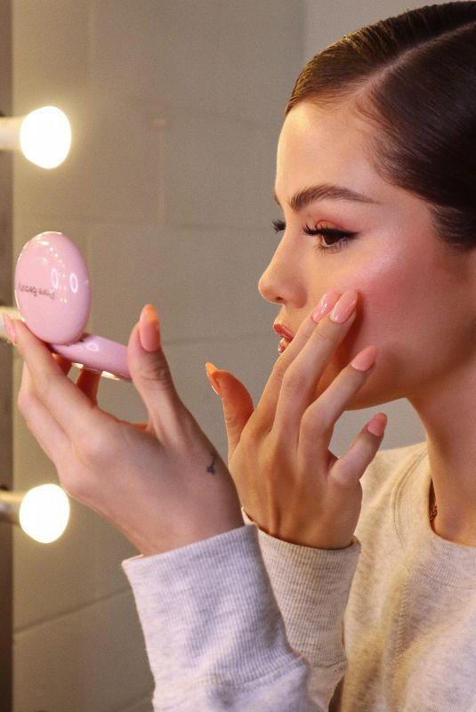 DELENA GOMEZ for Rare Beauty 2021