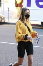 DELILAH HAMLIN Out Shopping in Los Angeles 01/21/2021
