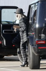 DIANE KEATON Out in Los Angeles 12/29/2020
