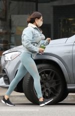 EIZA GONZALEZ Out for Juice in Los Angeles 01/27/2021