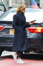 ELEONORA SRUGO Out and About in New York 01/22/2021