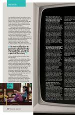 ELIZABETH OLSEN in SFX Magazine, January 2021