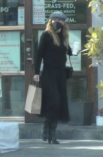 ELLEN POMPEO Out and About in Los Angeles 01/22/2021