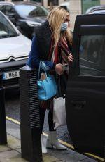 EMMA BARNETT Leaves BBC Radio 4 Studios in London 01/06/2021