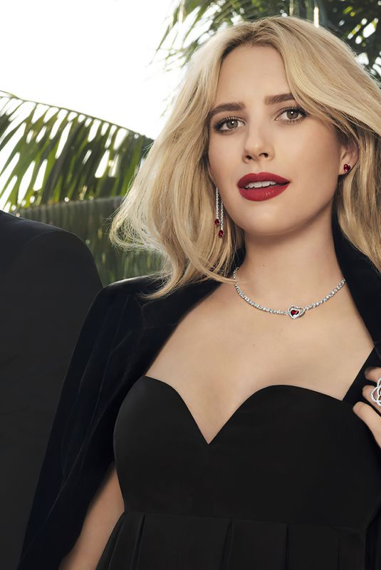 EMMA ROBERTS for fred.com 2021 Campaign