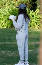 EVA LONGORIA Out and About in Beverly Hills 10/01/2021