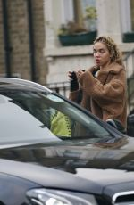FKA TWIGS Out and About in London 01/08/2021