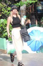FRANCESCA FARAGO Shopping at Rolex Store in Cancun 01/10/2021