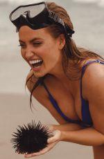 HALEY KALIL in Bikini at a Photoshoot in Malibu, January 2021