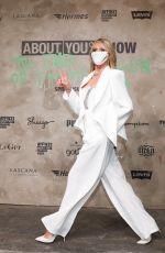 HEIDI KLUM for About You Fashion Week, January 2021