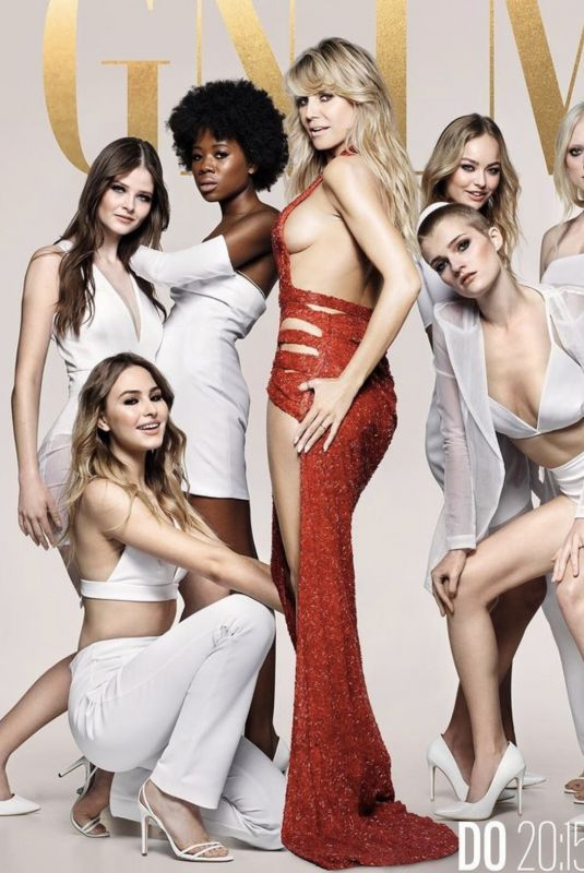 HEIDI KLUM – Germany's Next Top Model Promos, 2021