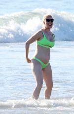 HEIDI MONTAG in Bikini at a Beach in Carpinteria 01/17/2021