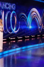 HOLLY WILLOGHBY at Dancing On Ice TV Show 01/24/2021